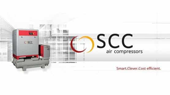 БС Компресори – официален представител на немската марка SCC Air Compressors