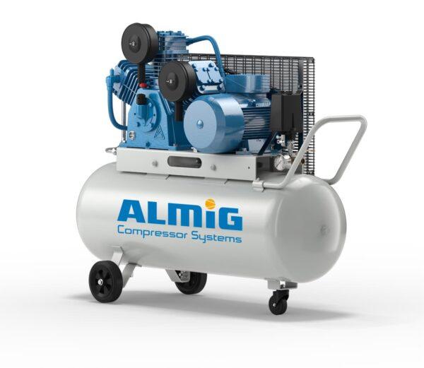 HLA бутален компресор ALMiG
