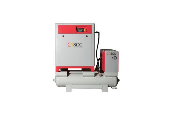 Винтов компресор SCC от серия Smart TD 11 затворен