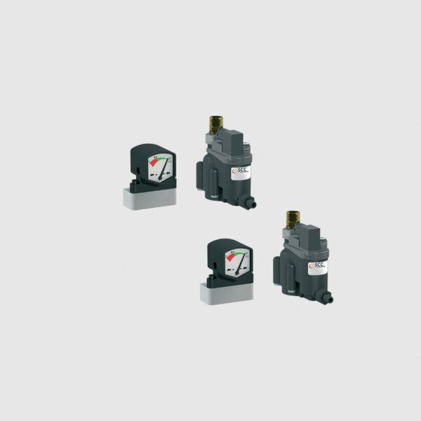 Кондензоотелители за винтови компресори