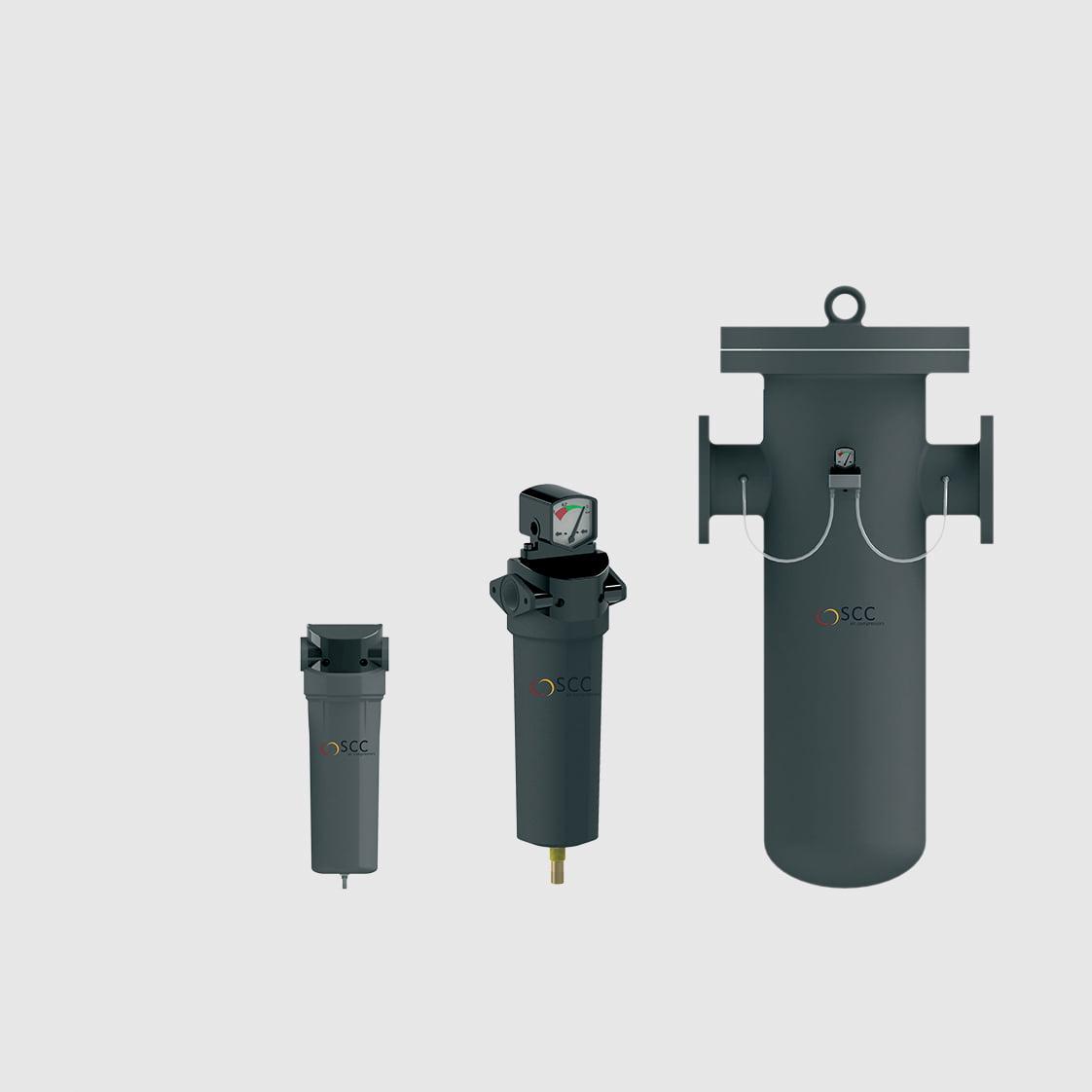 FIL. Filters системи за Сгъстен въздух Бс Компресори БС Компресори ЕООД Дистрибуция, продажби и сервиз на компресорна техника