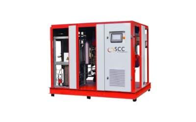 Винтови компресори AQUARIUS мощност 30 – 45kW
